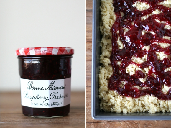 ink*lemonade] » Blog Archive » austrian raspberry shortbread